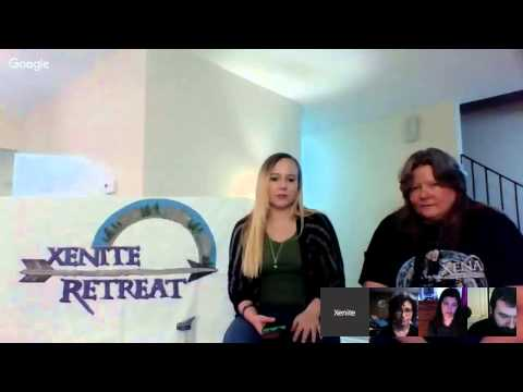 Xenite Retreat Announced Brittney Powell as a Special Guest!