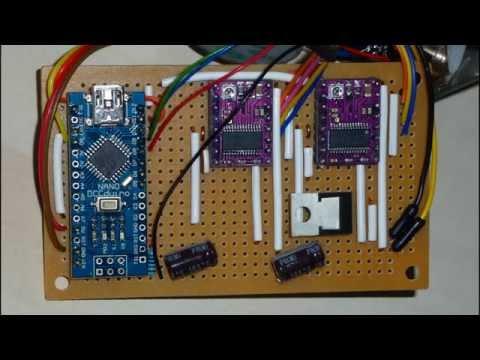 Arduino 3D-Scanner