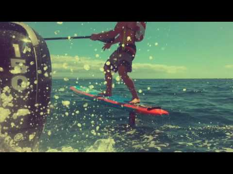 SUP Foiling A to Z with Zane and Abraham