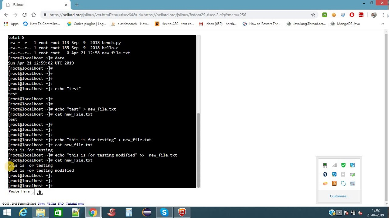 Basic linux commandsPart1