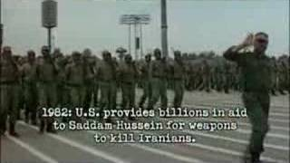 Bowling For Columbine : US Military Interventions