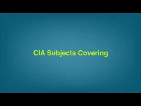 PRC CIA Review Course