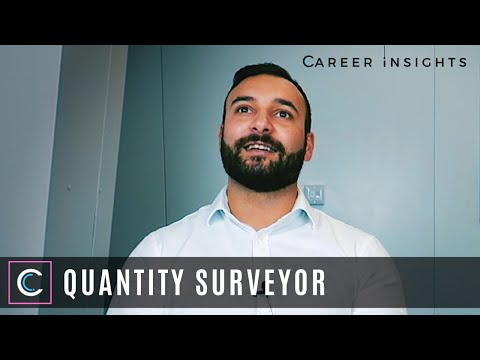 Quantity Surveyor - Career Insights (Careers In Construction)