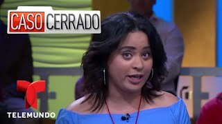 Caso Cerrado | Personal Chef Beaten By Jealous Husband 🍽🍷🤕🤔| Telemundo English