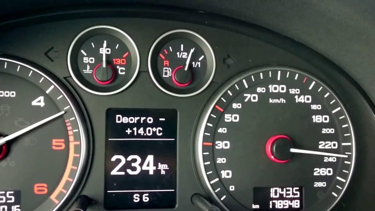 Audi A3 8p Sportback 20 Tdi V Max 250 Kmh