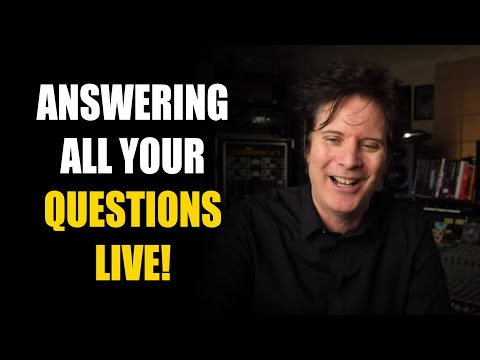 Q&A Live April 18, 2020- Warren Huart: Produce Like A Pro
