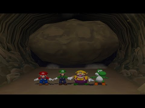 Mario Party 6 - All 4-Player Minigames