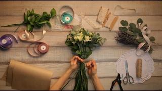 Букет «ЖЕМЧУЖИНА» | Доставка цветов по России(, 2017-01-26T09:42:59.000Z)