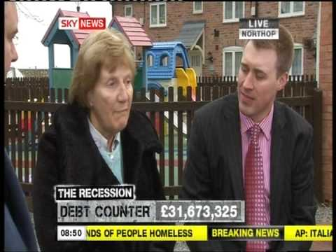 Save the Family on Sky News 3 of 4 - Tim & Edna In...