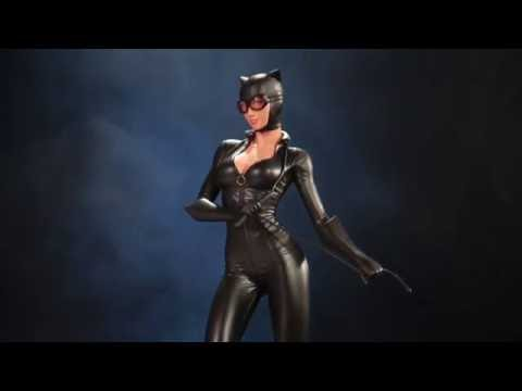 DC Comics Cover Girls Catwoman Numbered Limited Edition Statue