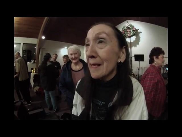 Shoreline Full Gospel Healing Service 12-1- 2018 Tom Loud