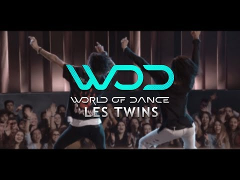 6LACK  Free Les Twins World of Dance Qualifiers 2017 Edit