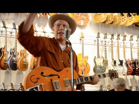 Reverend Horton Heat (Live) at Chicago Music Exchange