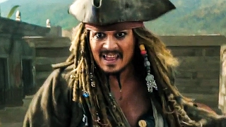 PIRATES OF THE CARIBBEAN 5 Trailer #4 (2017) Dead Men Tell No Tales