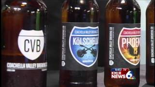 Coachella Valley Brewing Co. Part 2: KMIR 6 Today