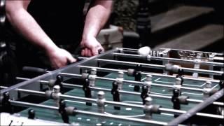 Teamgb Foosball Skills Demo: Flix Libero