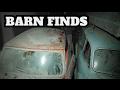 BARN FINDS RACING MINI MORRIS MINOR + MORE TRACTOR GRAVEYARD