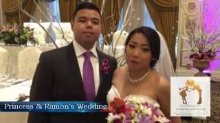 Princess & Ramon's Wedding