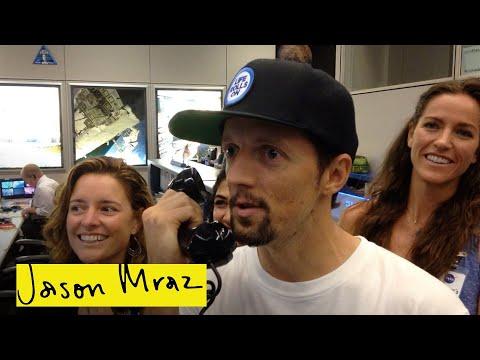 Jason Mraz Sings to NASA Astronauts | Jason Mraz