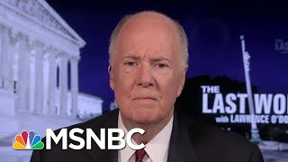"Tom Donilon: ""Obligation To Share"" Significant Intel Matters With Congress 