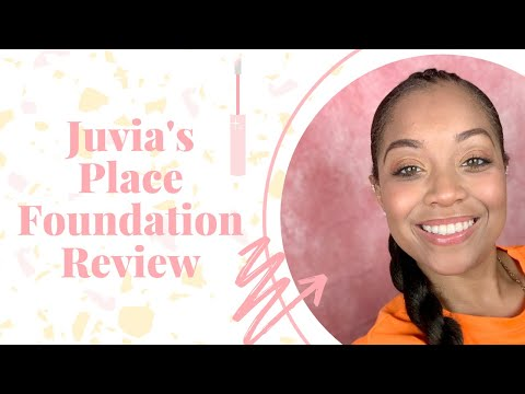 Juvia's Place Foundation Review