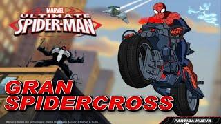Gran Spidercross - Marvel Ultimate SPIDER-MAN - Juegos de Ultimate Spider-Man