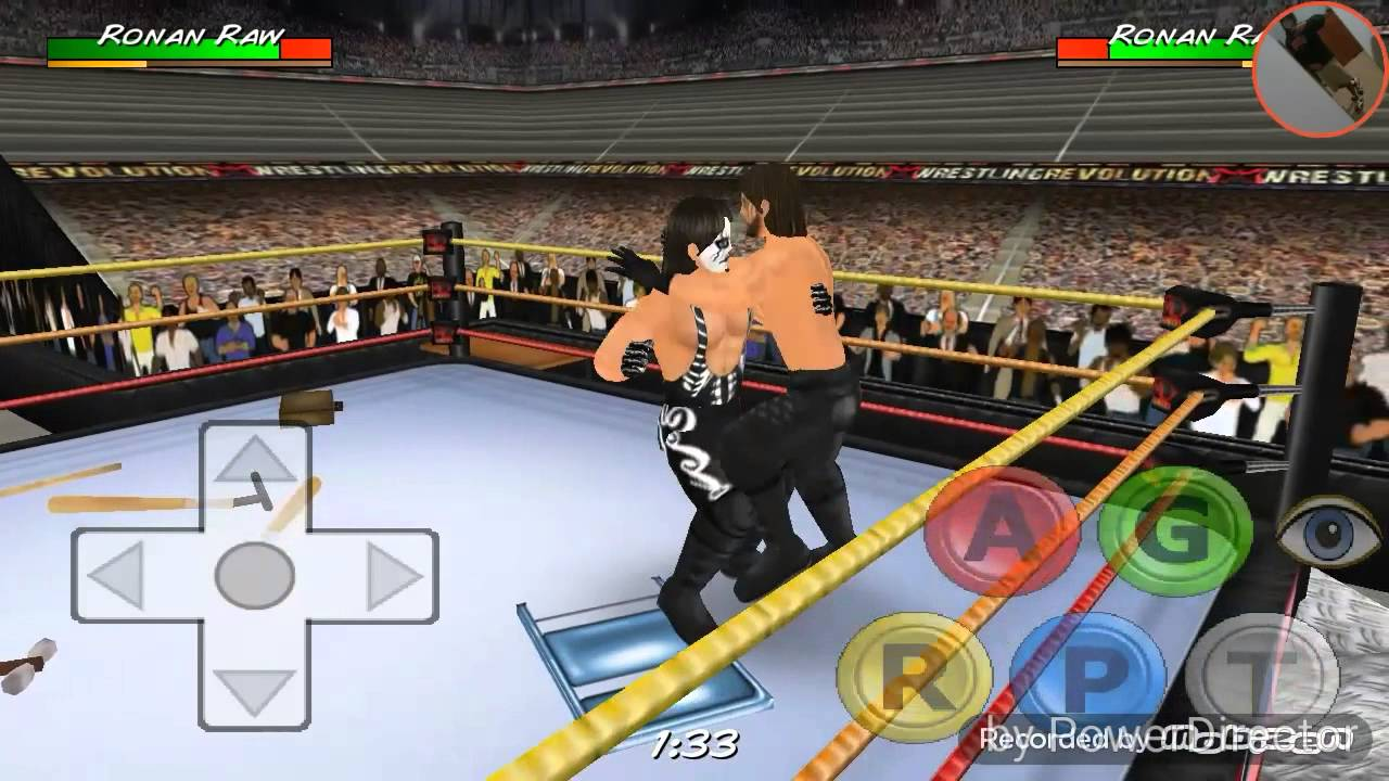 Wrestling Revolution 3D » FREE DOWNLOAD | CRACKED-GAMES ORG