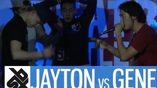 "JAYTON (RUS) vs GENE (USA) | GBBB ""Seven To Smoke"" 2015 | Battle 16"