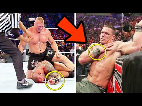 These Hand Signals Can SAVE A Wrestlers LIFE! 10 Secrets WWE Doesn't Want You To Know