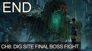 Wolfenstein The Old Blood Chapter 8 Dig Site Ending Boss Fight Otto King Monster