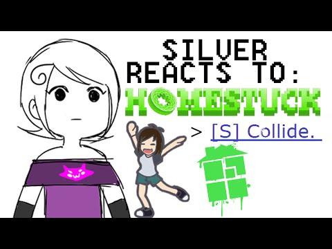 [Homestuck] Silver Reads EOA6 [S] Collide.