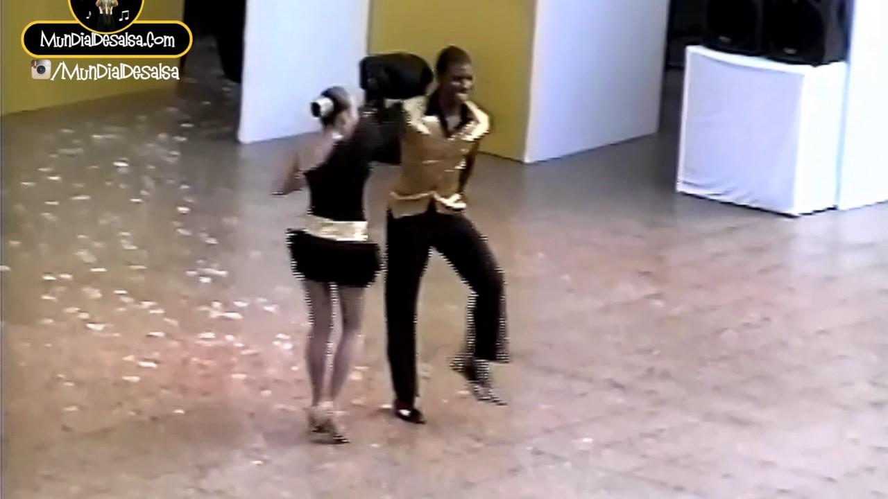 Juan Carlos Ospina y Jessica Erazo