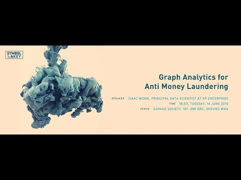 Graph Analytics for Anti Money Laundering