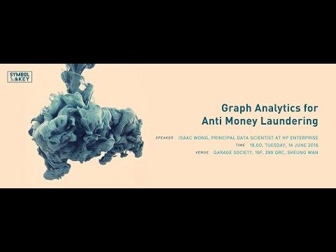 Graph Analytics For Anti Money Laundering