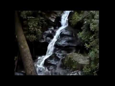 Amicalola and Duke's Creek Waterfalls - North Georgia