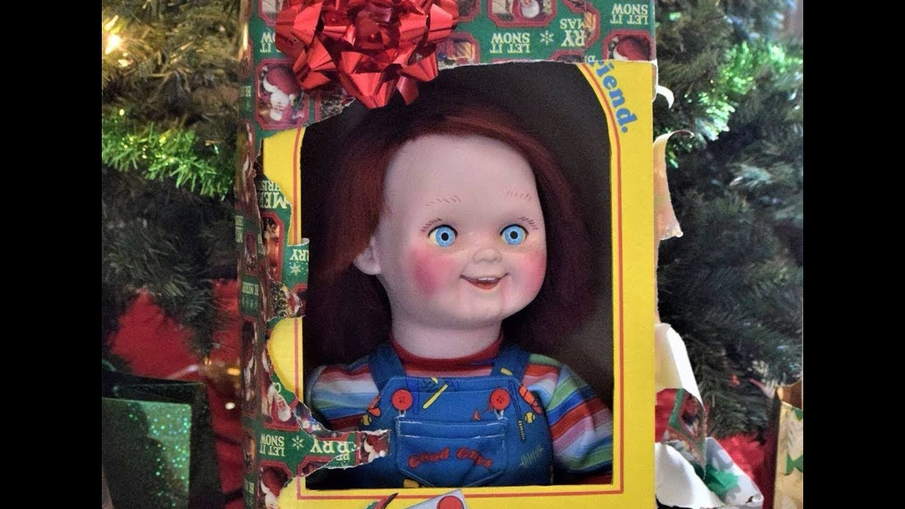 Toys R Us Chucky : Good guys chucky doll as christmas present youtube