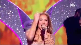 Jennifer Lopez   On The Floor live