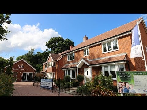 Bovis Homes - The Winchester @ Hamble View, Bursledon, Hampshire, by Showhomesonline