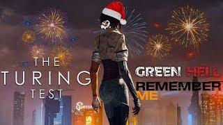 САБДЭЙ - Remember Me, The Turing Test, Green Hell [Последний стрим 2018]