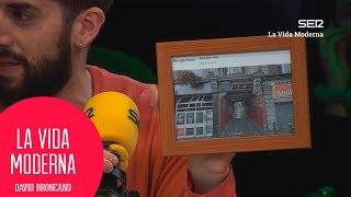 David Broncano, el desvirgador de Dublín #LaVidaModerna