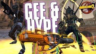 Borderlands 2 | Hyperius, Gee & A New NORFLEET!!!