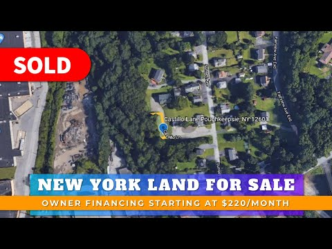Just Sold By WeSellNewYorkLand.com - Fairview, NY Land For Sale Dutchess County New York