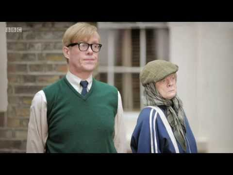 Alex Jennings and Dame Maggie Smith interview on Graham Nort