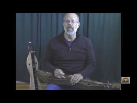 Free Lesson Mountain Dulcimer Bluegrass Series Intro