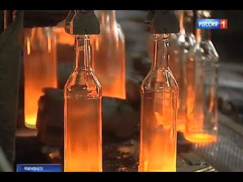 День работника стекольной промышленности: работа стекольного завода на Дону