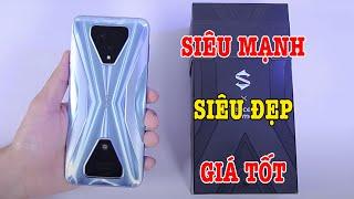 Mở hộp Xiaomi Black Shark 3S ngon hơn BlackShark 3, quyết đấu ROG Phone 3