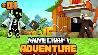 Doktor Auge hat keine MIETE BEZAHLT - Minecraft Adventure 01 DeutschHD
