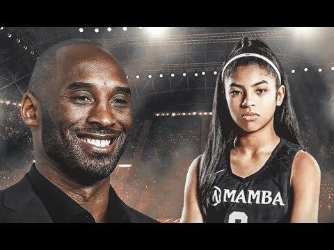 Kobe Bryant 41 & daughter Gianna 13, dead in helicopter crash, January 26, 2020 +LeBron James re