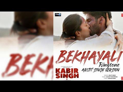bekhayali-ringtone-|-arijit-singh-version-|-kabir-singh-movie-ringtone