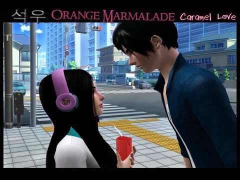 Orange Marmalade Sims 3 Voice Over Series